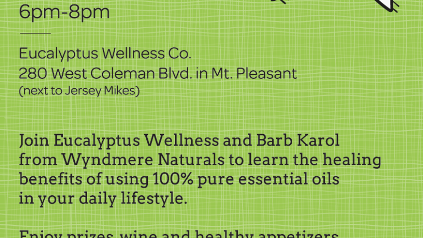 Graphic: Eucalyptus Wellness