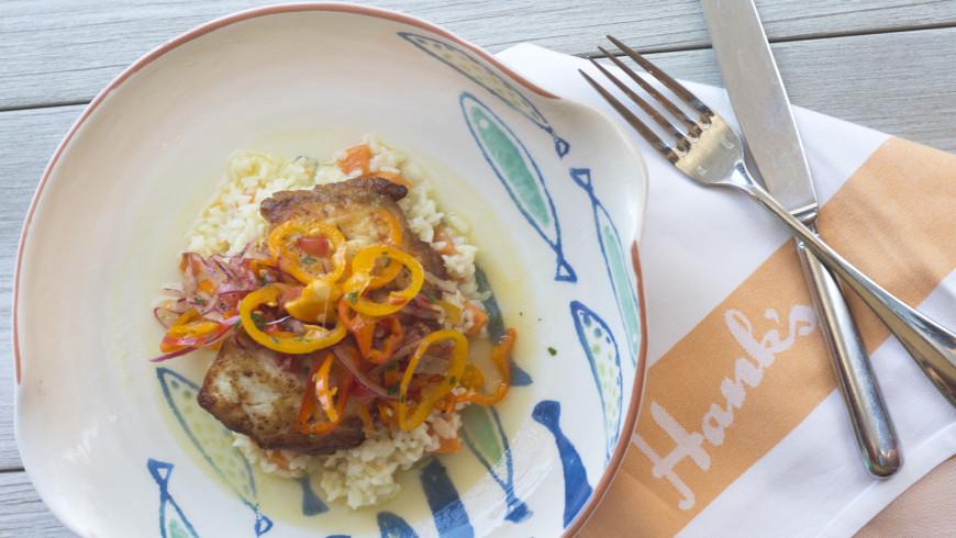 Branding, Advertising: Hanks Seafood