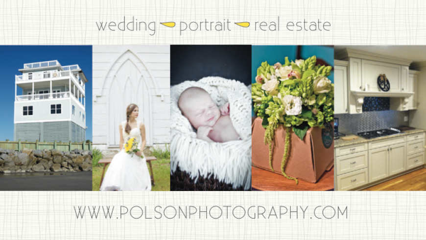 Branding, Web Design: Polson Photography