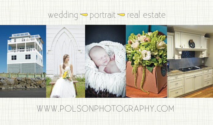 Branding, Web Design: Polson Photography