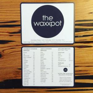 Branding: The Waxx Pot