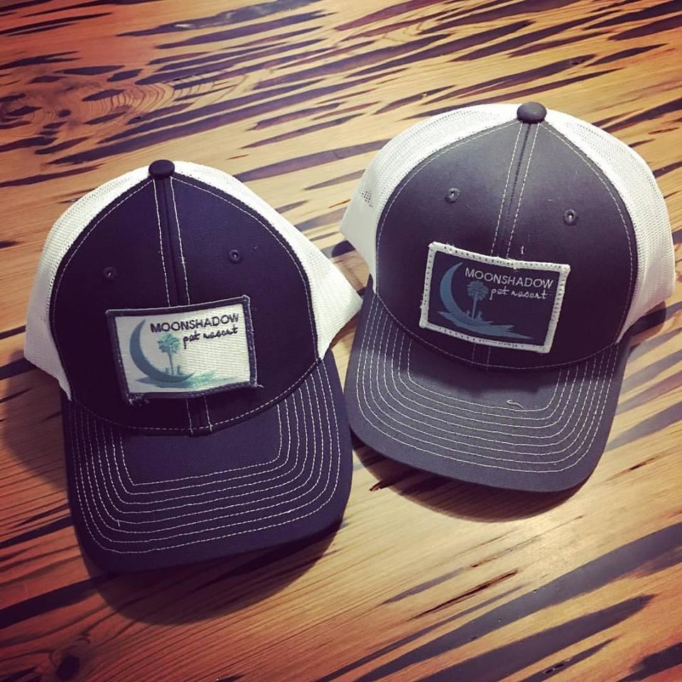 Branding: Moonshadow Pet Resort Hat Patches