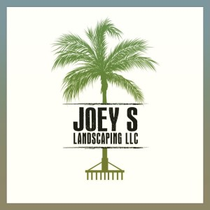 Branding, Graphic: Joey's Landscaping Logo