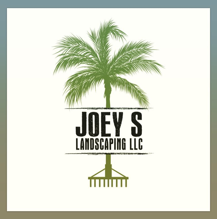 Branding, Graphic: Joey's Landscaping Logo