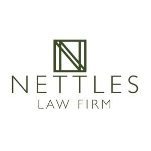 Branding, Graphic: Nettles Law Firm Logo
