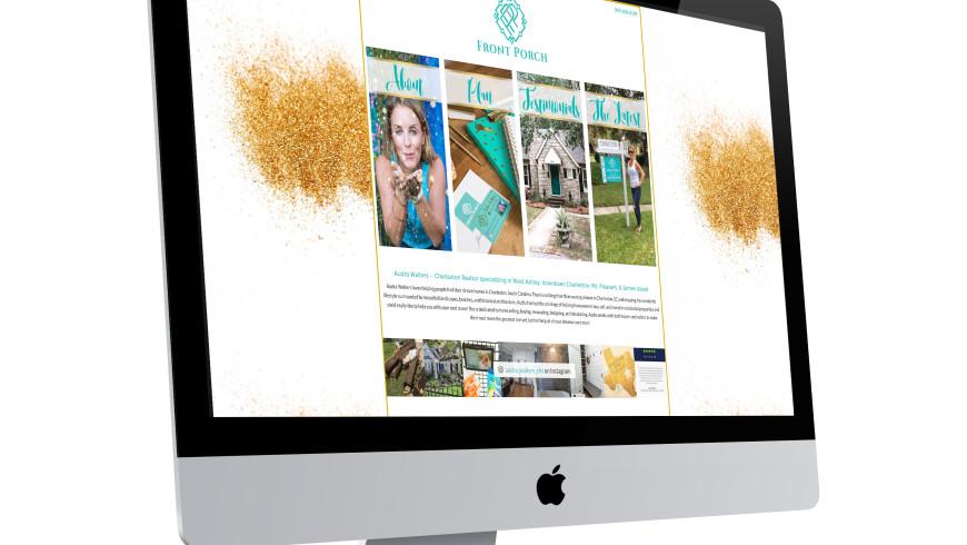 Webdesign: Front Porch Properties